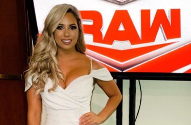 Indie Wrestler Kelsey Heather Appeared on Both WWE and AEW in the Same Night
