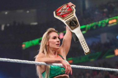 WWE Money In the Bank 2021 -- Charlotte Flair Crowned as New RAW Women's Champion