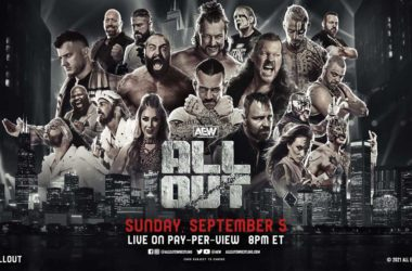 AEW All Out Results 2021